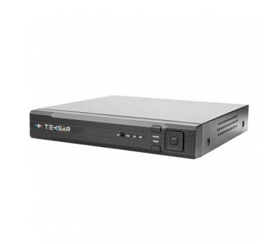 Гибридный AHD видеорегистратор Tecsar HDVR B8CH4A-QHD