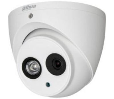 DH-HAC-HDW1500EMP-A (2.8 мм) 5Мп HDCVI видеокамера Dahua с встроенным микрофоном