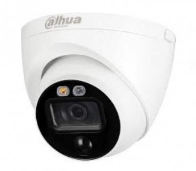 DH-HAC-ME1200EP-LED 2.8mm 2 МП HDCVI видеокамера Dahua активного  реагирования
