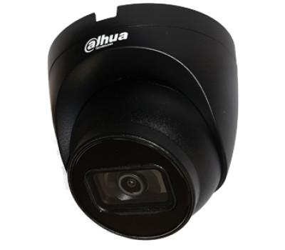 DH-IPC-HDW2230TP-AS-BE (2.8мм) 2Mп черная IP видеокамера Dahua с встроенным микрофоном