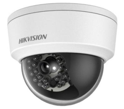 DS-2CD2110F-I (2.8мм) 1МП IP видеокамера Hikvision с ИК подсветкой