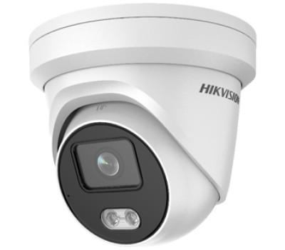 DS-2CD2347G2-LU (2.8 мм) 4 Мп ColorVu IP видеокамера Hikvision
