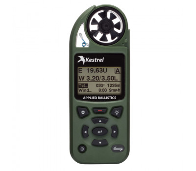Метеостанция Kestrel Elite Olive